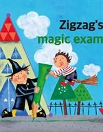 도서 이미지 - 둘쭉날쭉 마법 시험 - Zigzag's magic exam