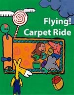 도서 이미지 - 낑낑, 훨훨 날아가는 양탄자 - Flying! Carpet Ride