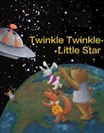 도서 이미지 - 반짝반짝 작은 별 - 'Twinkle Twinkle Little Star'
