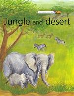 도서 이미지 - 밀림과 사막 - Jungle and desert