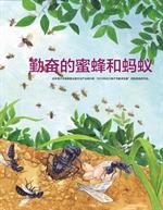 도서 이미지 - 부지런한 벌과 개미 - 勤奋的蜜蜂和蚂蚁