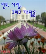 도서 이미지 - 인도, 사랑, 그리고 깨달음