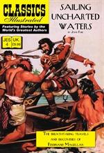 도서 이미지 - Sailing Uncharted Waters JES 4