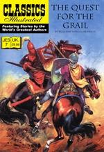 도서 이미지 - The Quest for the Grail JES 7