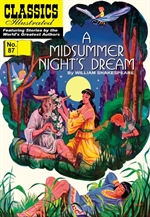 도서 이미지 - A Midsummer Night's Dream