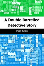 도서 이미지 - A Double Barrelled Detective Story