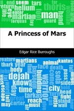 도서 이미지 - A Princess of Mars