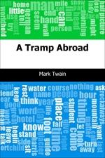 도서 이미지 - A Tramp Abroad