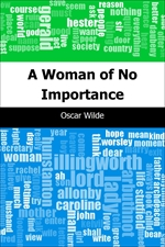 도서 이미지 - A Woman of No Importance