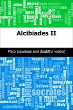 도서 이미지 - Alcibiades II