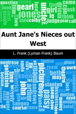 도서 이미지 - Aunt Jane's Nieces out West