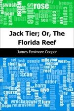 도서 이미지 - Jack Tier; Or, The Florida Reef