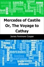 도서 이미지 - Mercedes of Castile: Or, The Voyage to Cathay