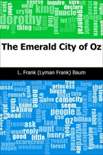 도서 이미지 - The Emerald City of Oz