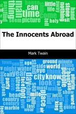 도서 이미지 - The Innocents Abroad