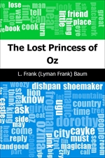 도서 이미지 - The Lost Princess of Oz
