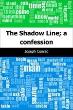 도서 이미지 - The Shadow Line; a confession