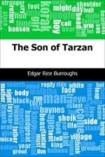 도서 이미지 - The Son of Tarzan
