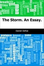 도서 이미지 - The Storm.: An Essay.