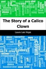 도서 이미지 - The Story of a Calico Clown