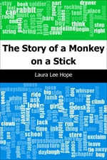 도서 이미지 - The Story of a Monkey on a Stick