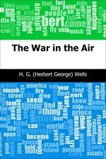 도서 이미지 - The War in the Air