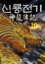 도서 이미지 - 신룡전기(神龍傳記)