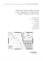 도서 이미지 - Enhanced carbon-sulfur cycling in the sediments of Arabian Sea oxygen minimum zone center