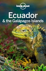 도서 이미지 - Lonely Planet Ecuador & the Galapagos Islands