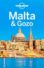 도서 이미지 - Lonely Planet Malta & Gozo