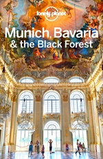 도서 이미지 - Lonely Planet Munich, Bavaria & the Black Forest