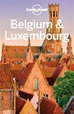 도서 이미지 - Lonely Planet Belgium & Luxembourg