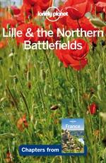 도서 이미지 - Lonely Planet Lille & the Northern Battlefields