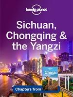 도서 이미지 - Lonely Planet Sichuan, Chongqing & the Yangzi