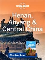 도서 이미지 - Lonely Planet Henan, Anyang & Central China