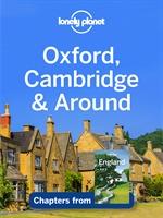 도서 이미지 - Lonely Planet Oxford, Cambridge & Around