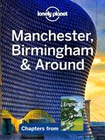 도서 이미지 - Lonely Planet Manchester, Birmingham & Around