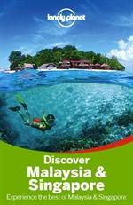 도서 이미지 - Lonely Planet Discover Malaysia & Singapore