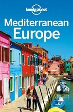 도서 이미지 - Lonely Planet Mediterranean Europe