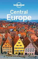 도서 이미지 - Lonely Planet Central Europe
