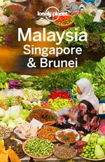 도서 이미지 - Lonely Planet Malaysia Singapore & Brunei