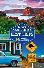 도서 이미지 - Lonely Planet New Zealand's Best Trips