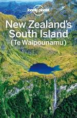 도서 이미지 - Lonely Planet New Zealand's South Island