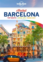 도서 이미지 - Lonely Planet Pocket Barcelona