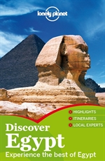 도서 이미지 - Lonely Planet Discover Egypt