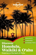 도서 이미지 - Lonely Planet Discover Honolulu, Waikiki & Oahu