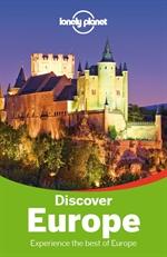 도서 이미지 - Lonely Planet Discover Europe