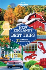 도서 이미지 - Lonely Planet New England's Best Trips