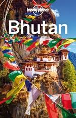도서 이미지 - Lonely Planet Bhutan