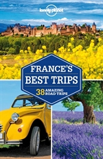 도서 이미지 - Lonely Planet France's Best Trips